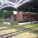Estação em São João Del Rey