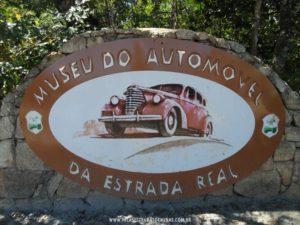 Museu do Automóvel da Estrada Real em Bichinho / Tiradentes