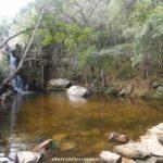 Cachoeira na Trilha Serra de São José em Tiradentes