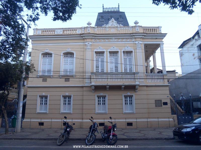 Viçosa - MG - Museu Casa Arthur Bernardes