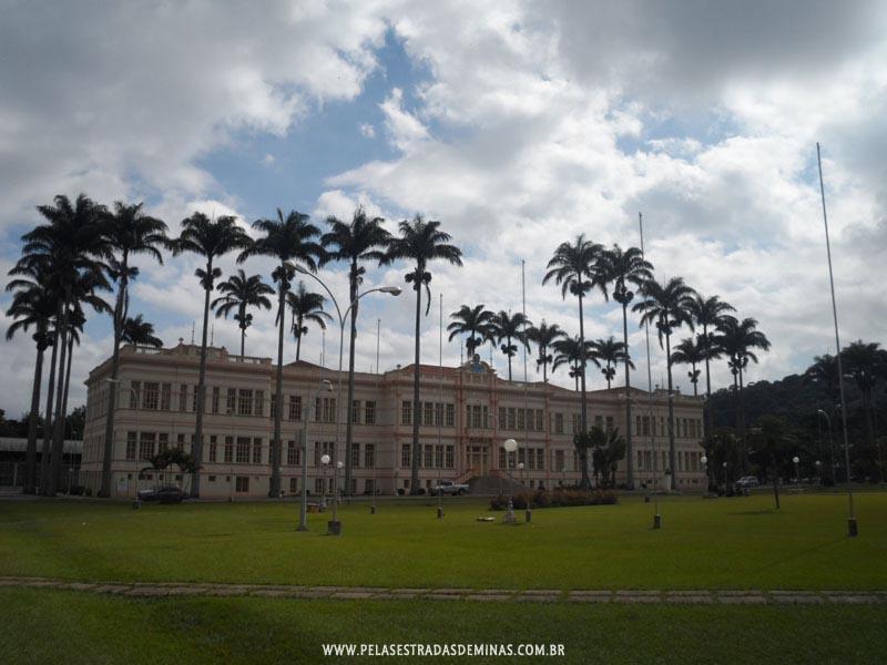 Prédio Principal da Universidade Federal de Viçosa