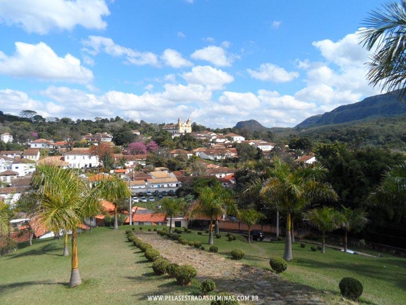 Vista da Cidade de Tiradentes