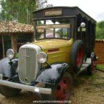 Jardineira do Museu do Automóvel da Estrada Real