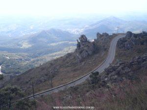 Estrada de Acesso a Serra da Piedade - Caeté