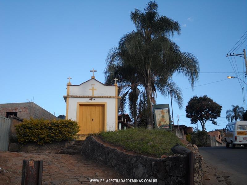 Capela em Amarantina - Ouro Preto - MG