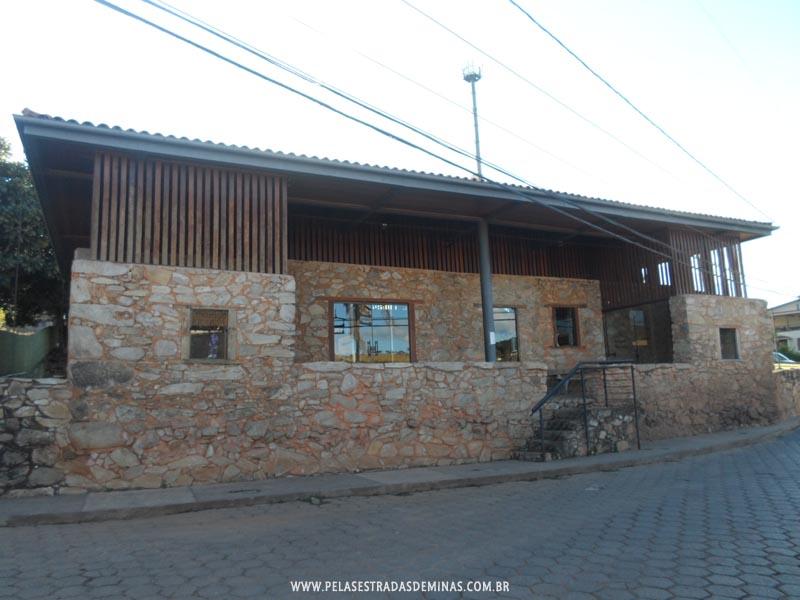 Casa de Pedra em Amarantina - Ouro Preto - MG