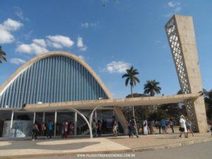 Foto: Igreja São Francisco de Assis - Pampulha - Belo Horizonte