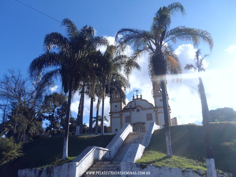 Igreja de São Gonçalo - Amarantina - Ouro Preto - MG