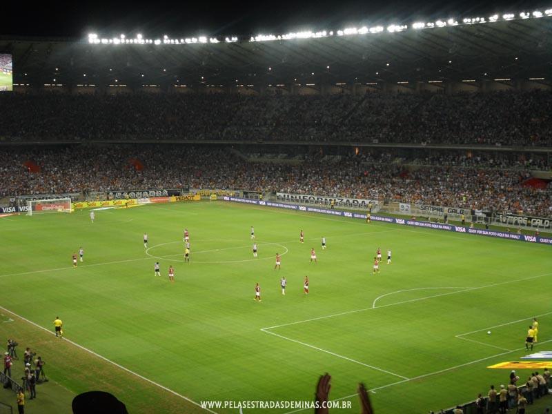 Foto: Estádio Governador Magalhães Pinto - Mineirão