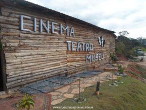 Cinema Teatro Museu - Jeca Tatu