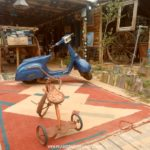 Lambreta e Triciclo