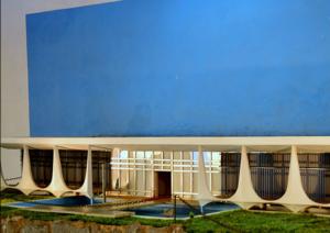 Pálacio da Alvorada - Brasília - DF
