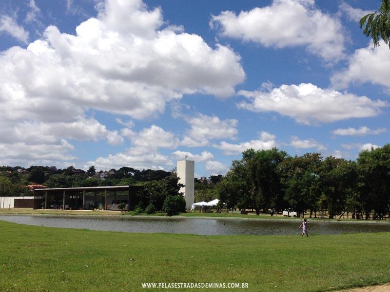 Foto: Parque Ecológico da Pampulha