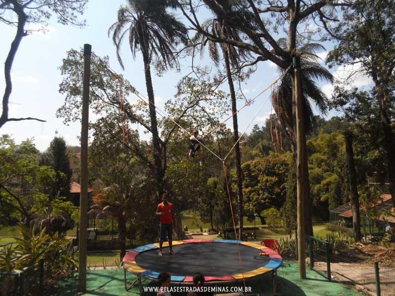 Parque Vale Verde - Bungee Trampolim