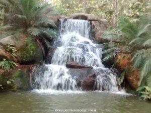 Parque Vale Verde - Cachoeira