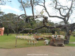 Parque Vale Verde - Espaço para Casamento