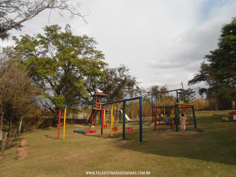 Playground do Parque Vale Verde