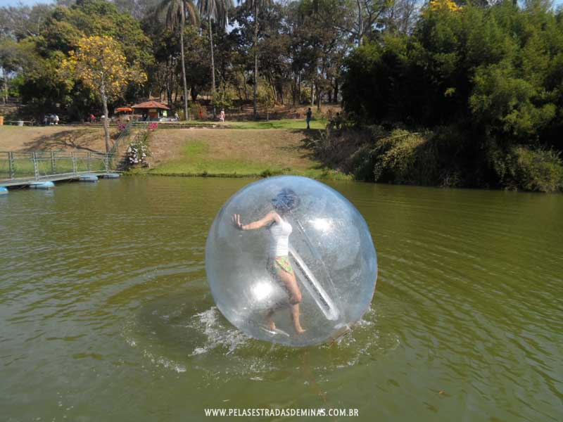 Parque Vale Verde - Water Ball