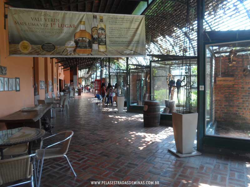 Galpão Adega do Vale Verde Alambique