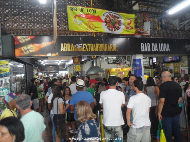 Foto: Bar da Lora - Mercado Central - BH