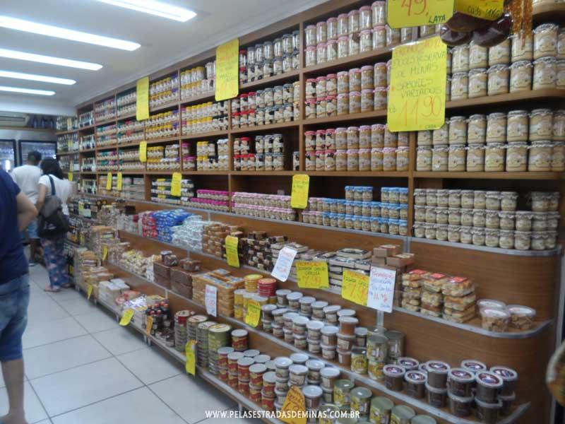 Foto: Doces de Minas - Mercado Central de BH