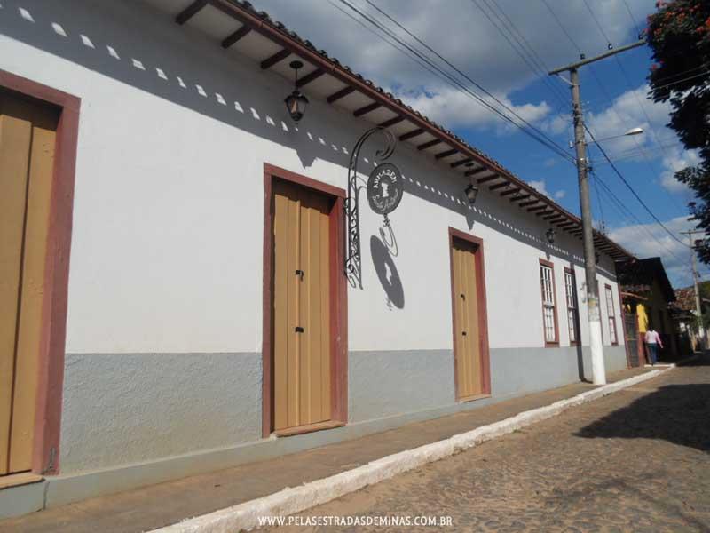 Foto: Armazém em Glaura - Ouro Preto