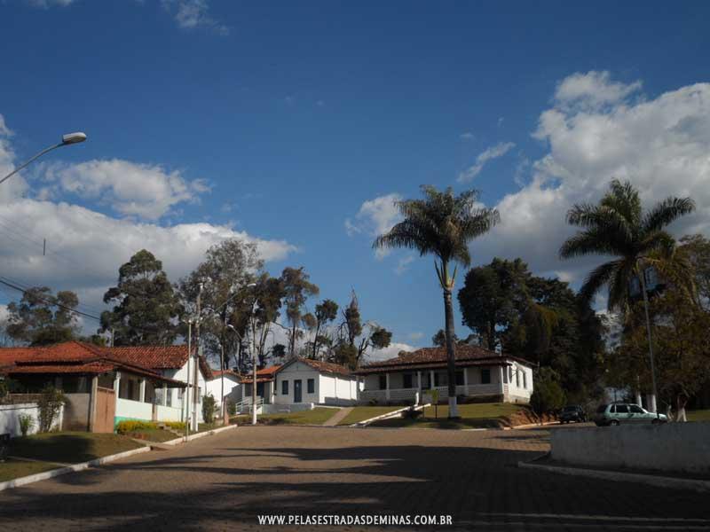 Foto: Casas em Glaura - Ouro Preto