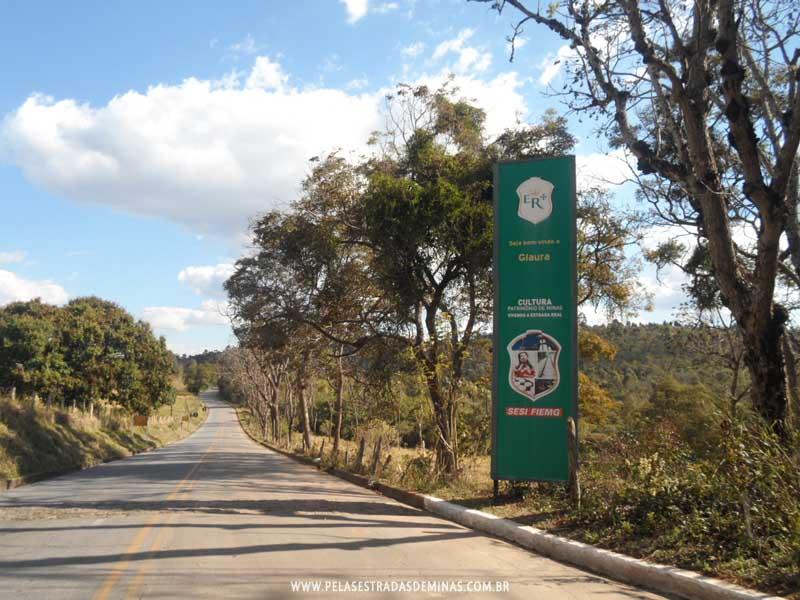 Foto: Glaura - Estrada Real