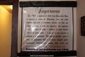 Cordisburgo - Restaurante Sarapalha