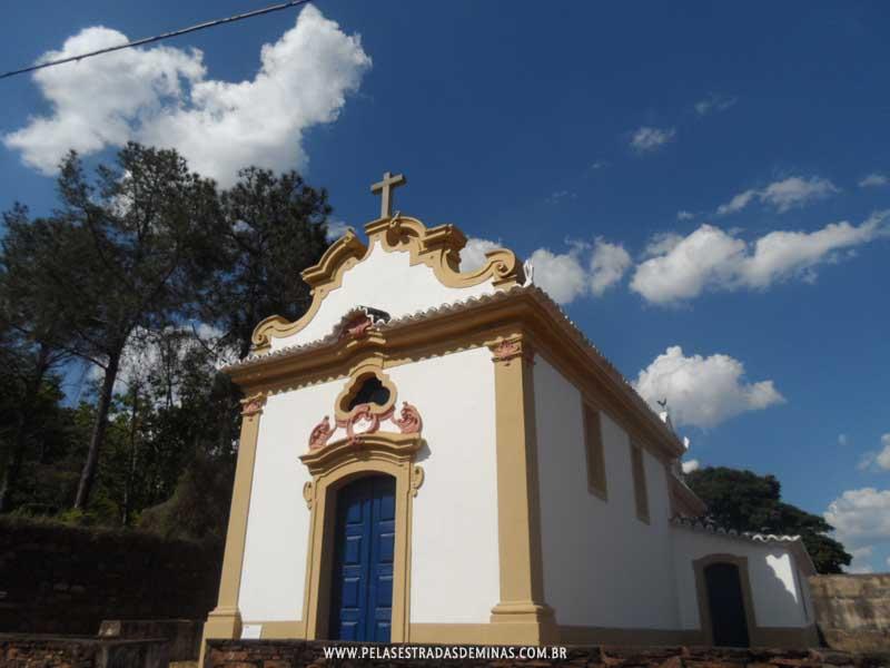 Foto: Sabará - MG - Capela de Nossa Senhora do Pilar