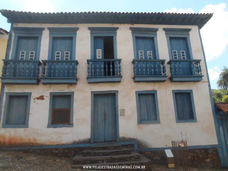 Foto: Sabará - MG - Casa Borba Gato