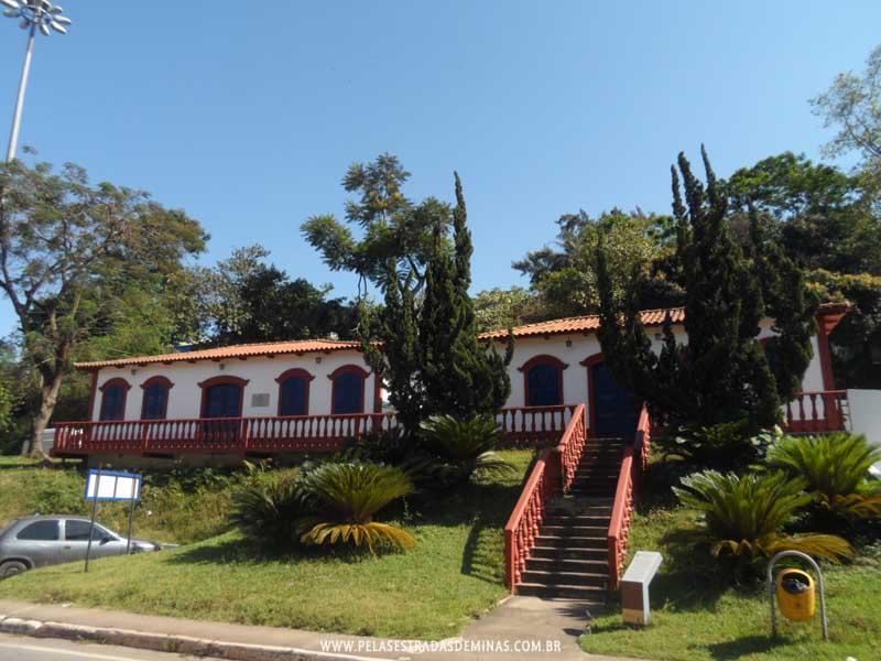 Foto: Sabará - MG - Centro de Atendimento ao Turista