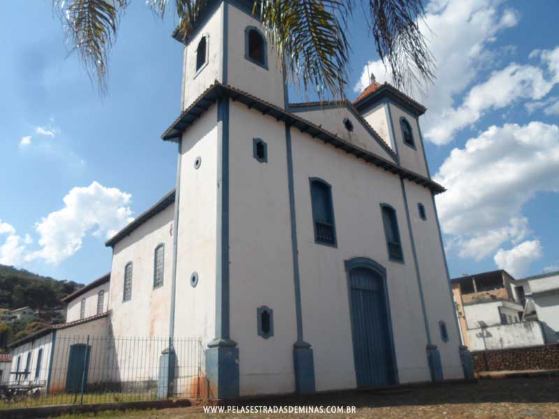 Foto: Sabará - MG - Igreja Nossa Senhora das Mercês