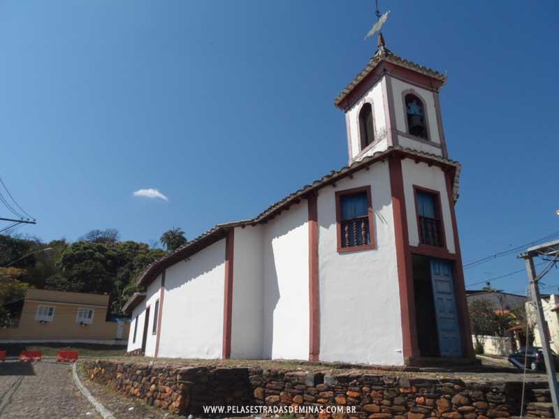 Foto: Sabará - MG - Igreja de Nossa Senhora do Ó