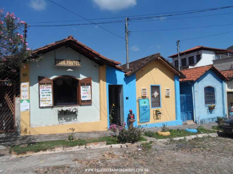 Foto: Sabará - Lojinhas - Igreja de Nossa Senhora do Ó