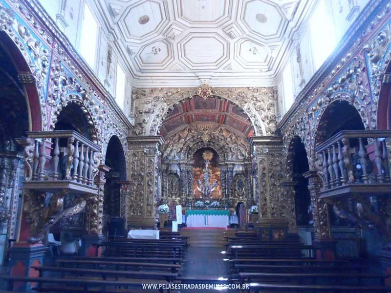 Foto: Sabará - MG - Igreja Matriz Nossa Senhora da Conceição