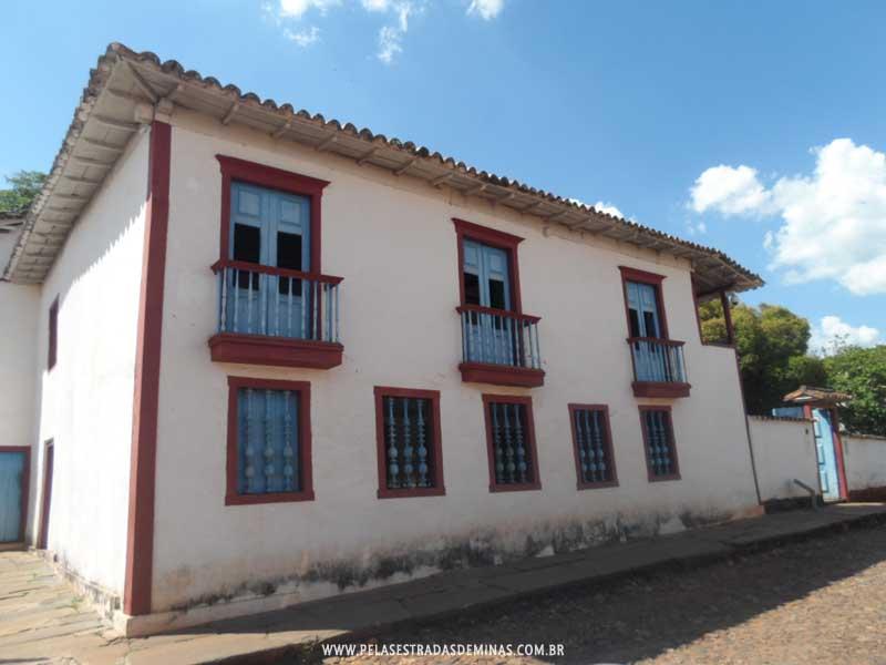Foto: Museu do Ouro de Sabará