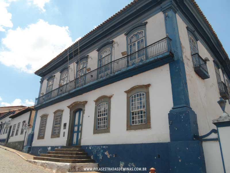 Foto: Sabará - Solar Jacinto Dias - Prefeitura Municipal