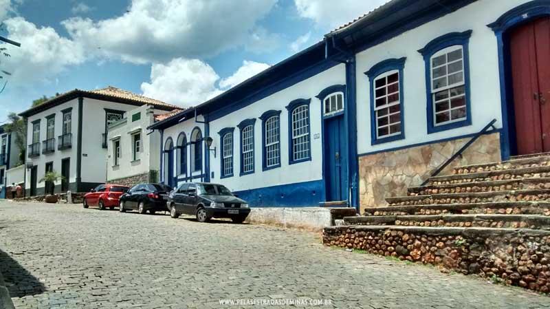 Foto: Sabará - MG - Rua Pedro II