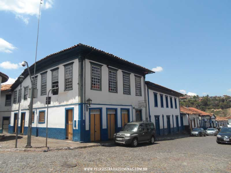 Foto: Teatro Municipal de Sabará - Casa de Ópera