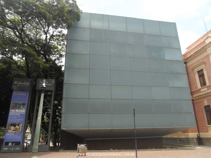 Foto: Circuito da Liberdade - Espaço do Conhecimento UFMG