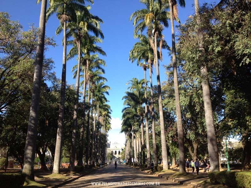 Foto: Praça da Liberdade - Belo Horizonte