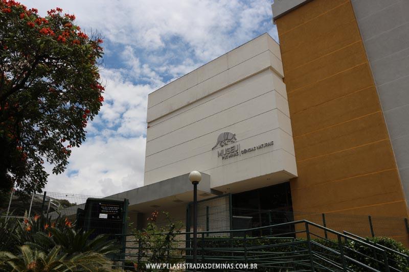 Museu de Ciências Naturais PUC Minas - Campus Coração Eucarístico