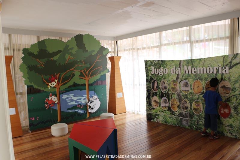Museu da Gruta do Maquiné - Espaço Interação para Crianças