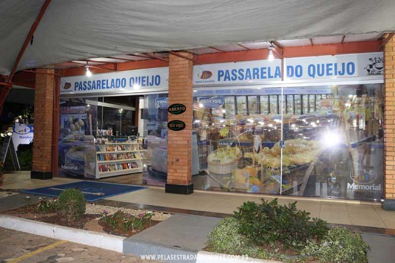 Passarela do Queijo - Memorial Cotochés em Abre Campo - MG