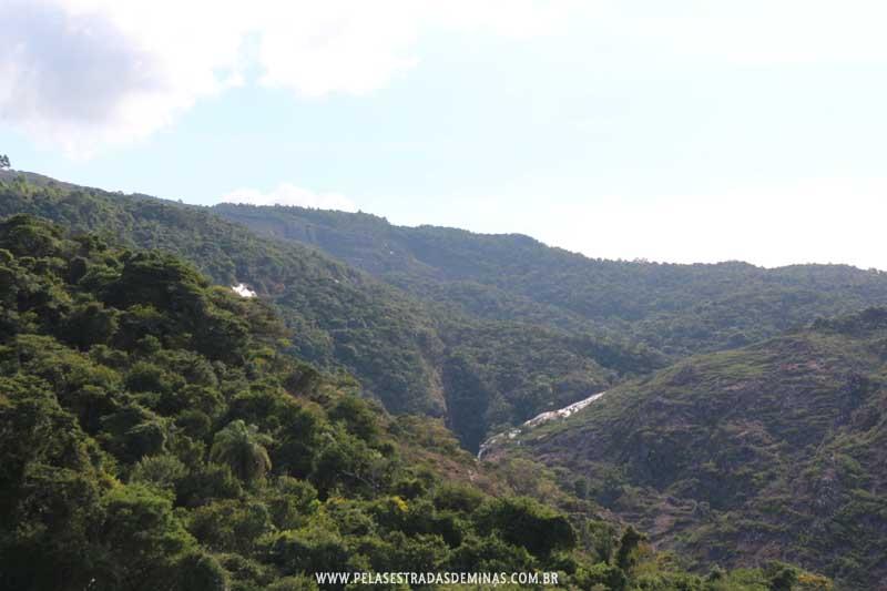 Vista das Cachoeiras - Cocais-MG