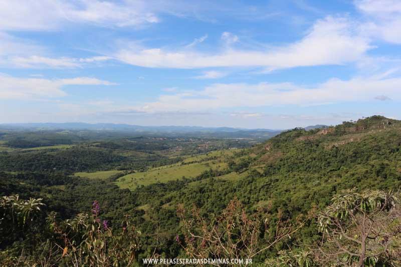 Vista das Montanhas - Cocais-MG