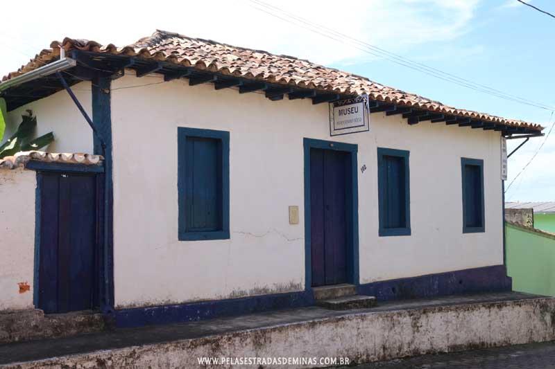 Museu Fernando Toco em Cocais - MG
