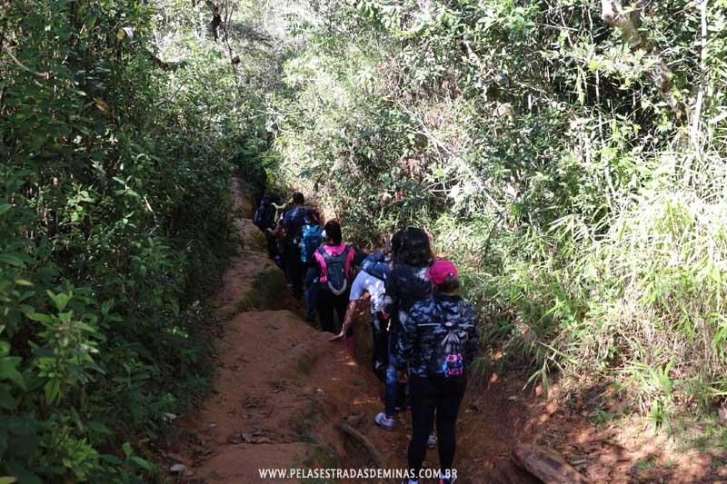 Trilha Marumbé - Macacos - Nova Lima Entre Trilhas