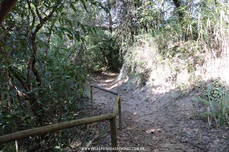 Trilhas do Parque Estadual Serra Verde em BH